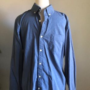 Lucky Brand Men's White Label Fit Shirt Size M